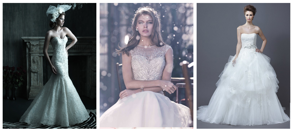 Elisabeth dress collection